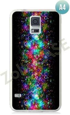Etui Zolti Ultra Slim Case - Galaxy S5 - Abstract - Wzór A4