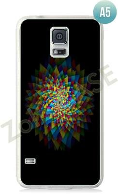 Etui Zolti Ultra Slim Case - Galaxy S5 - Abstract - Wzór A5