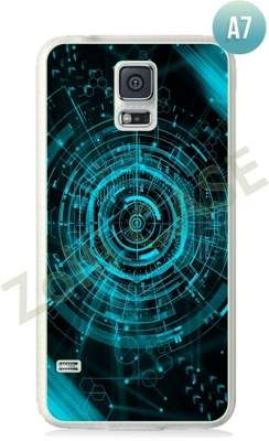 Etui Zolti Ultra Slim Case - Galaxy S5 - Abstract - Wzór A7