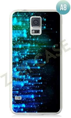 Etui Zolti Ultra Slim Case - Galaxy S5 - Abstract - Wzór A8