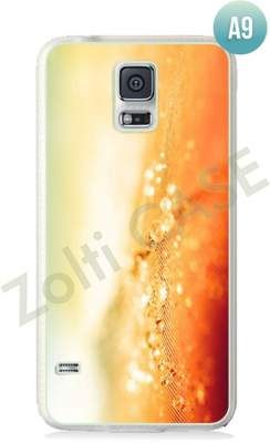 Etui Zolti Ultra Slim Case - Galaxy S5 - Abstract - Wzór A9
