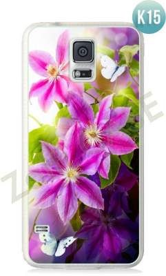 Etui Zolti Ultra Slim Case - Galaxy S5 - Colorfull - Wzór K15