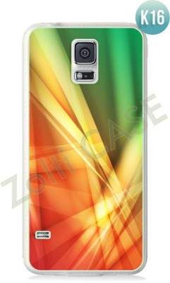 Etui Zolti Ultra Slim Case - Galaxy S5 - Colorfull - Wzór K16