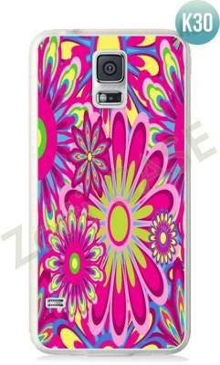 Etui Zolti Ultra Slim Case - Galaxy S5 - Colorfull - Wzór K30