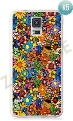 Etui Zolti Ultra Slim Case - Galaxy S5 - Colorfull - Wzór K5