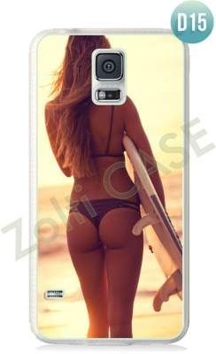 Etui Zolti Ultra Slim Case - Galaxy S5 - Erotic - Wzór D15