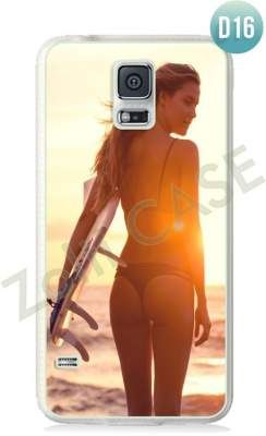 Etui Zolti Ultra Slim Case - Galaxy S5 - Erotic - Wzór D16