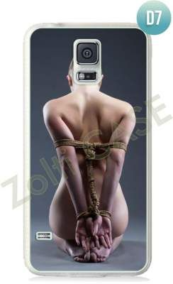 Etui Zolti Ultra Slim Case - Galaxy S5 - Erotic - Wzór D7