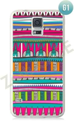 Etui Zolti Ultra Slim Case - Galaxy S5 - Girls Stuff - Wzór G1