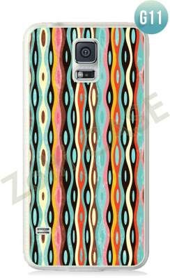 Etui Zolti Ultra Slim Case - Galaxy S5 - Girls Stuff - Wzór G11