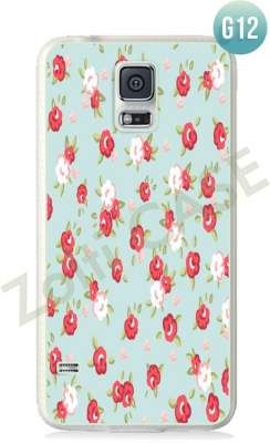 Etui Zolti Ultra Slim Case - Galaxy S5 - Girls Stuff - Wzór G12