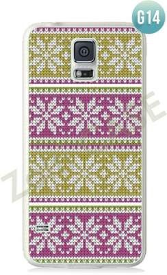 Etui Zolti Ultra Slim Case - Galaxy S5 - Girls Stuff - Wzór G14