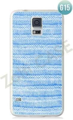 Etui Zolti Ultra Slim Case - Galaxy S5 - Girls Stuff - Wzór G15