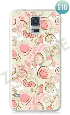 Etui Zolti Ultra Slim Case - Galaxy S5 - Girls Stuff - Wzór G16