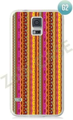 Etui Zolti Ultra Slim Case - Galaxy S5 - Girls Stuff - Wzór G2