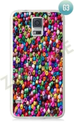 Etui Zolti Ultra Slim Case - Galaxy S5 - Girls Stuff - Wzór G3