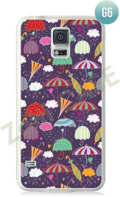 Etui Zolti Ultra Slim Case - Galaxy S5 - Girls Stuff - Wzór G6