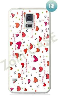 Etui Zolti Ultra Slim Case - Galaxy S5 - Girls Stuff - Wzór G8