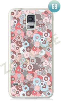 Etui Zolti Ultra Slim Case - Galaxy S5 - Girls Stuff - Wzór G9
