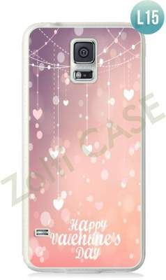 Etui Zolti Ultra Slim Case - Galaxy S5 - Romantic - Wzór L15