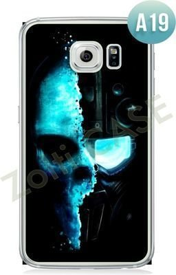 Etui Zolti Ultra Slim Case - Galaxy S6 - Abstract - Wzór A19