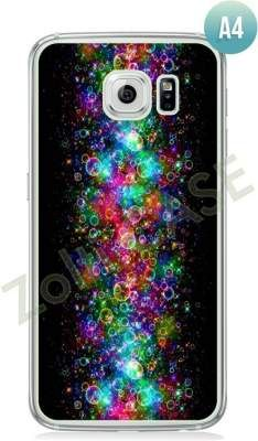 Etui Zolti Ultra Slim Case - Galaxy S6 - Abstract - Wzór A4