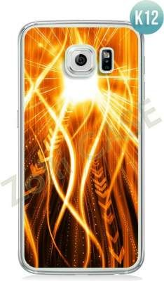 Etui Zolti Ultra Slim Case - Galaxy S6 - Colorfull - Wzór K12