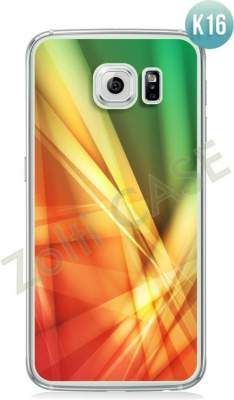 Etui Zolti Ultra Slim Case - Galaxy S6 - Colorfull - Wzór K16