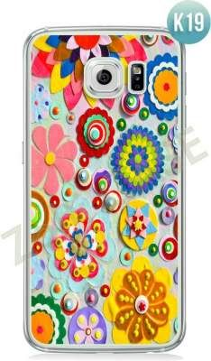 Etui Zolti Ultra Slim Case - Galaxy S6 - Colorfull - Wzór K19