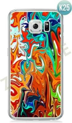 Etui Zolti Ultra Slim Case - Galaxy S6 - Colorfull - Wzór K25