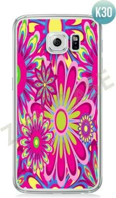 Etui Zolti Ultra Slim Case - Galaxy S6 - Colorfull - Wzór K30