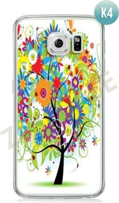 Etui Zolti Ultra Slim Case - Galaxy S6 - Colorfull - Wzór K4