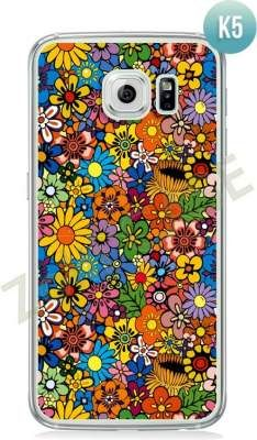 Etui Zolti Ultra Slim Case - Galaxy S6 - Colorfull - Wzór K5