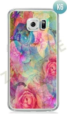 Etui Zolti Ultra Slim Case - Galaxy S6 - Colorfull - Wzór K6