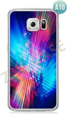 Etui Zolti Ultra Slim Case - Galaxy S6 Edge - Abstract - Wzór A10