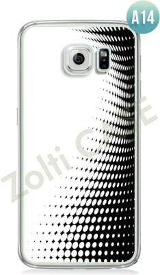 Etui Zolti Ultra Slim Case - Galaxy S6 Edge - Abstract - Wzór A14