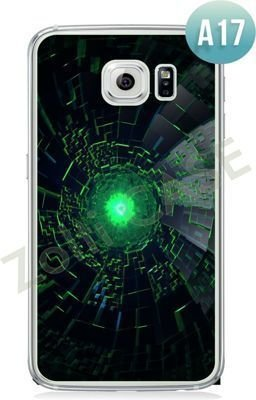 Etui Zolti Ultra Slim Case - Galaxy S6 Edge - Abstract - Wzór A17