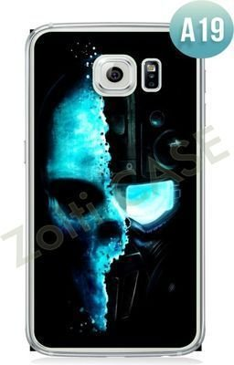 Etui Zolti Ultra Slim Case - Galaxy S6 Edge - Abstract - Wzór A19
