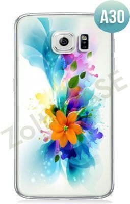 Etui Zolti Ultra Slim Case - Galaxy S6 Edge - Abstract - Wzór A30
