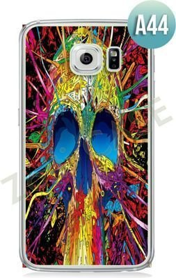 Etui Zolti Ultra Slim Case - Galaxy S6 Edge - Abstract - Wzór A44