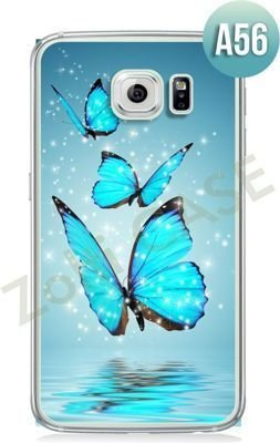 Etui Zolti Ultra Slim Case - Galaxy S6 Edge - Abstract - Wzór A56