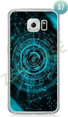 Etui Zolti Ultra Slim Case - Galaxy S6 Edge - Abstract - Wzór A7
