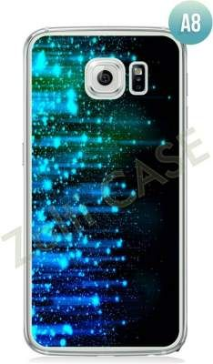 Etui Zolti Ultra Slim Case - Galaxy S6 Edge - Abstract - Wzór A8