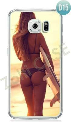 Etui Zolti Ultra Slim Case - Galaxy S6 Edge - Erotic - Wzór D15