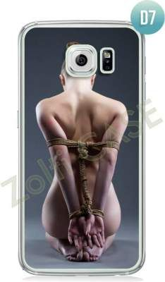 Etui Zolti Ultra Slim Case - Galaxy S6 Edge - Erotic - Wzór D7