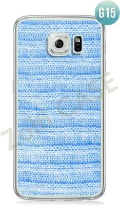 Etui Zolti Ultra Slim Case - Galaxy S6 Edge - Girls Stuff - Wzór G15