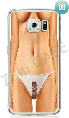 Etui Zolti Ultra Slim Case - Galaxy S6 - Erotic - Wzór D6