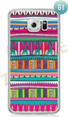 Etui Zolti Ultra Slim Case - Galaxy S6 - Girls Stuff - Wzór G1