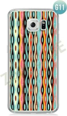 Etui Zolti Ultra Slim Case - Galaxy S6 - Girls Stuff - Wzór G11