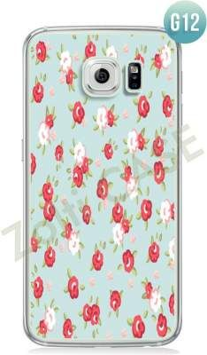 Etui Zolti Ultra Slim Case - Galaxy S6 - Girls Stuff - Wzór G12